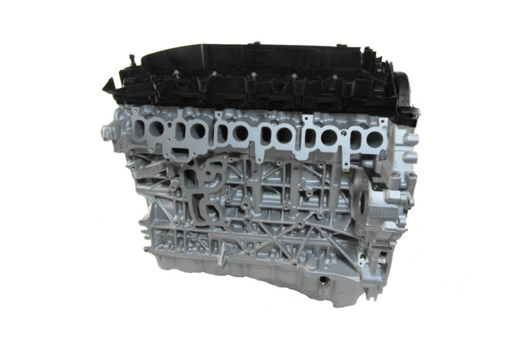 ART DE Generalüberholt Motor BMW X3 3 0D F25 xDrive 30d