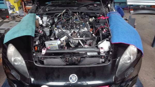 Wwwamg Artde Motor Engine Swap 35 Vtec Honda S2000 3471ccm J35a